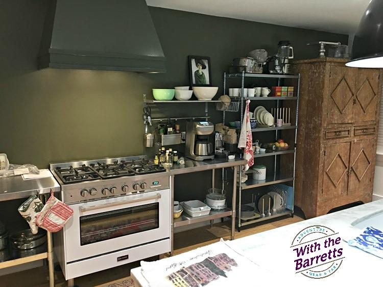 Unfitted Kitchen