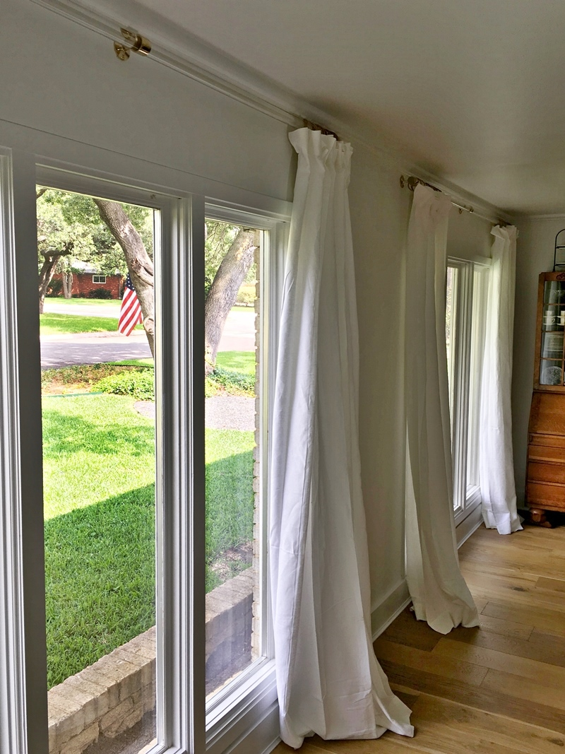 Living-Dining Curtains
