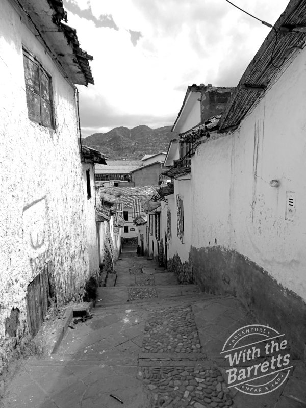 Street in Cusco