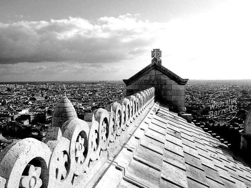 Sacre Coeur Rooftop