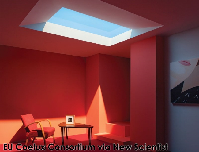 room with natural light