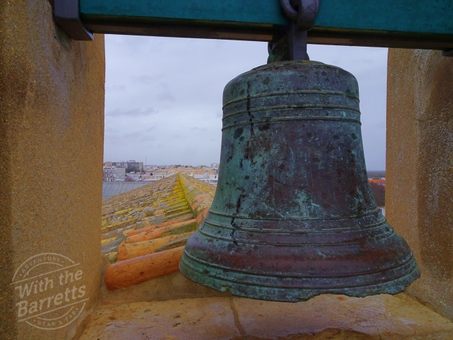 Faro Cathedral Bell