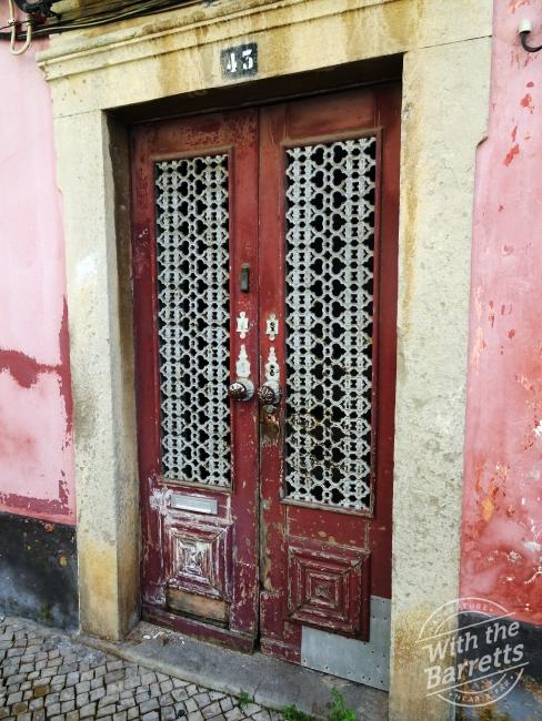 Faro Doorway