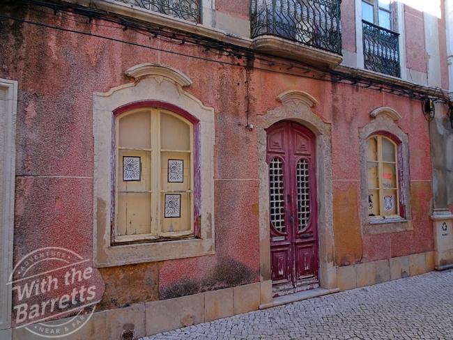 Faro door, again