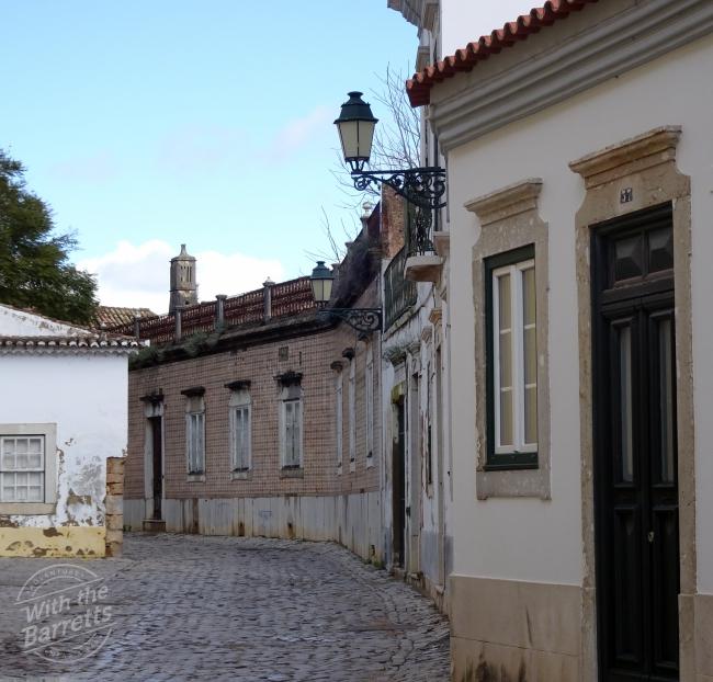 Street inside Old Town