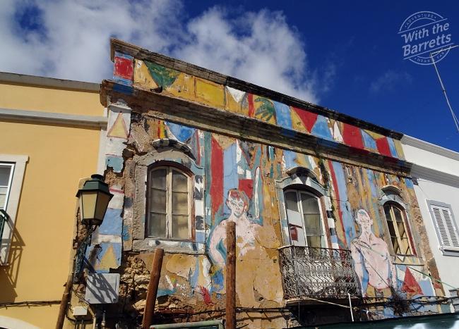 Faro wall mural