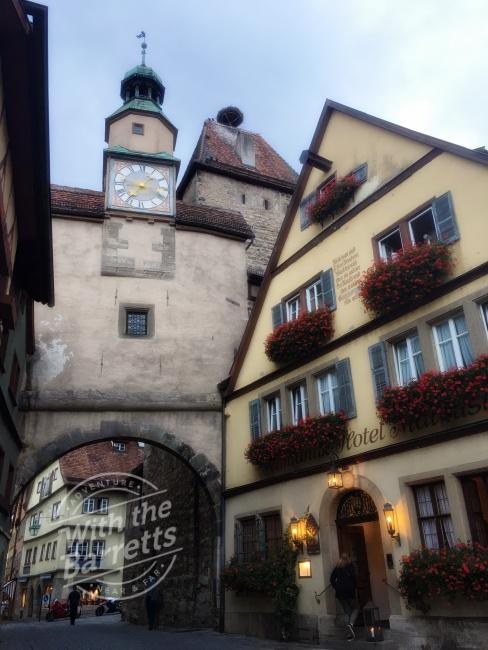 Markusturm Hotel - Rothenburg ob der Tauber