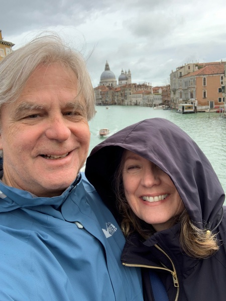 Silly Selfie - Grand Canal