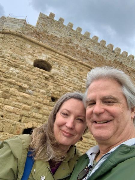Dan & Debra by Venetian Fortress