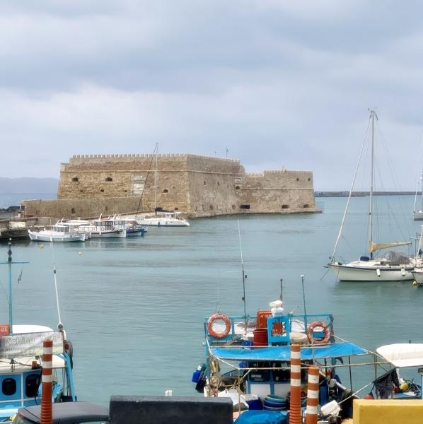 Venetian fortress - Heraklion